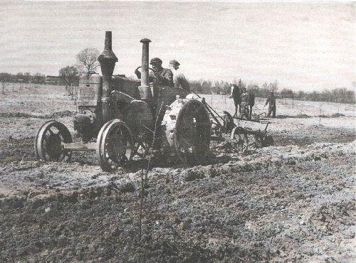Prace w polu