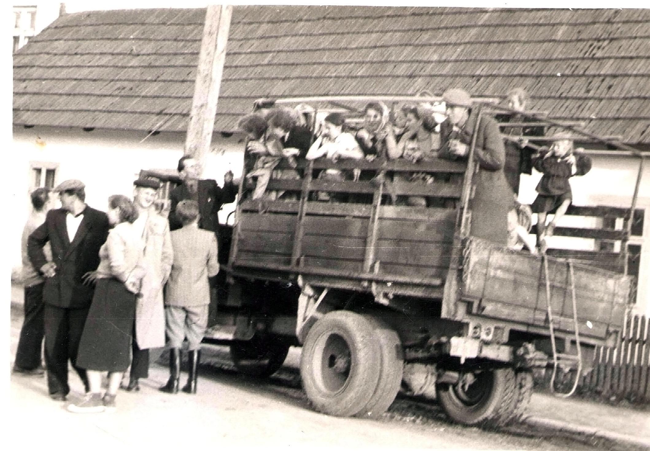 Gdy nie było jeszcze autobusów MPK