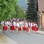 Święto Kwitnącej Jabłoni 2013-05