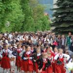 Święto Kwitnącej Jabłoni 2013-07