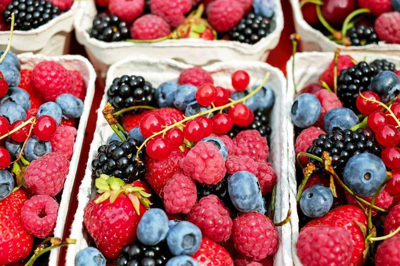 Sprzedaż owoców - Brzezna